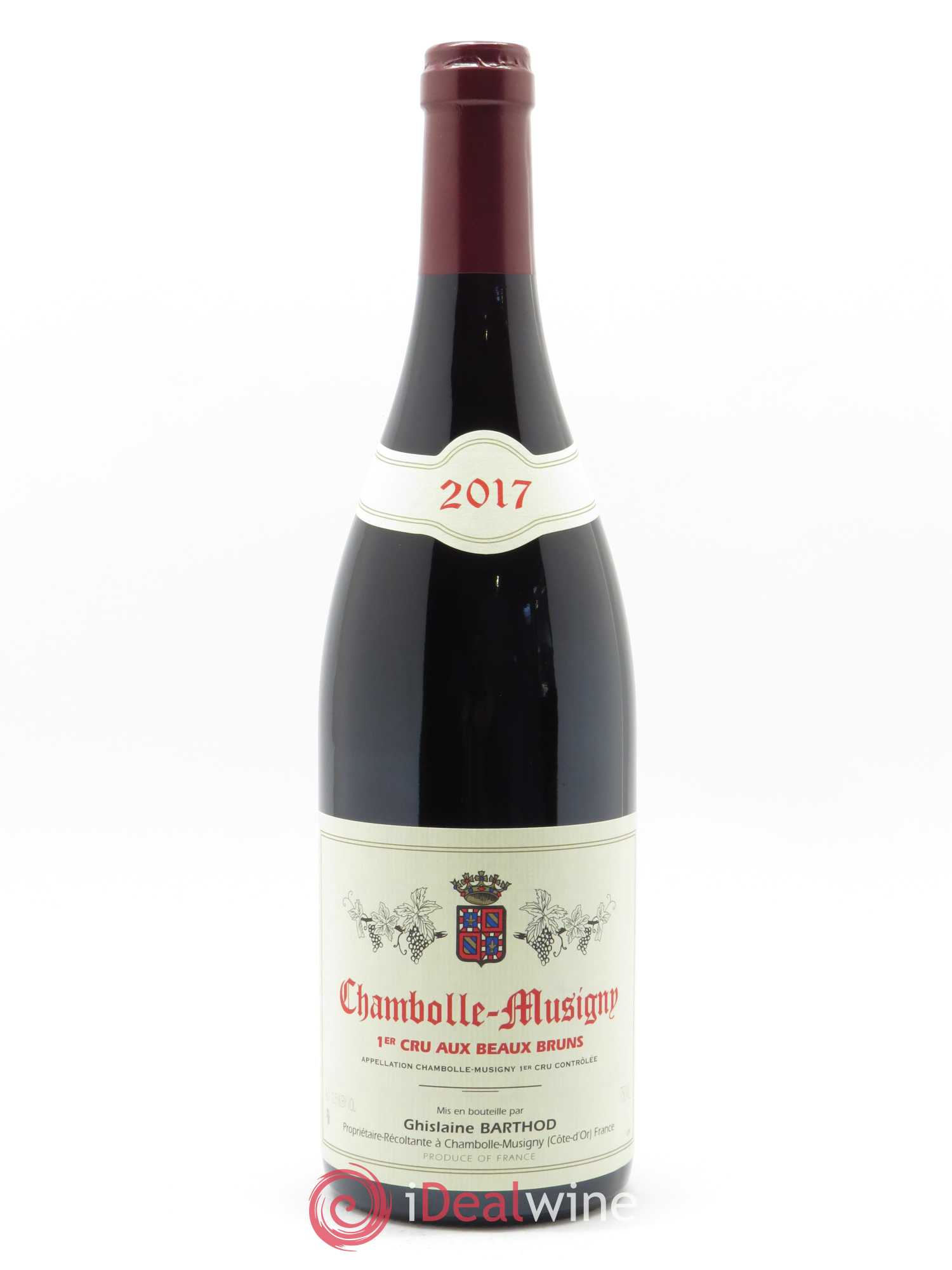Chambolle-Musigny 1er Cru Aux Beaux Bruns Ghislaine Barthod