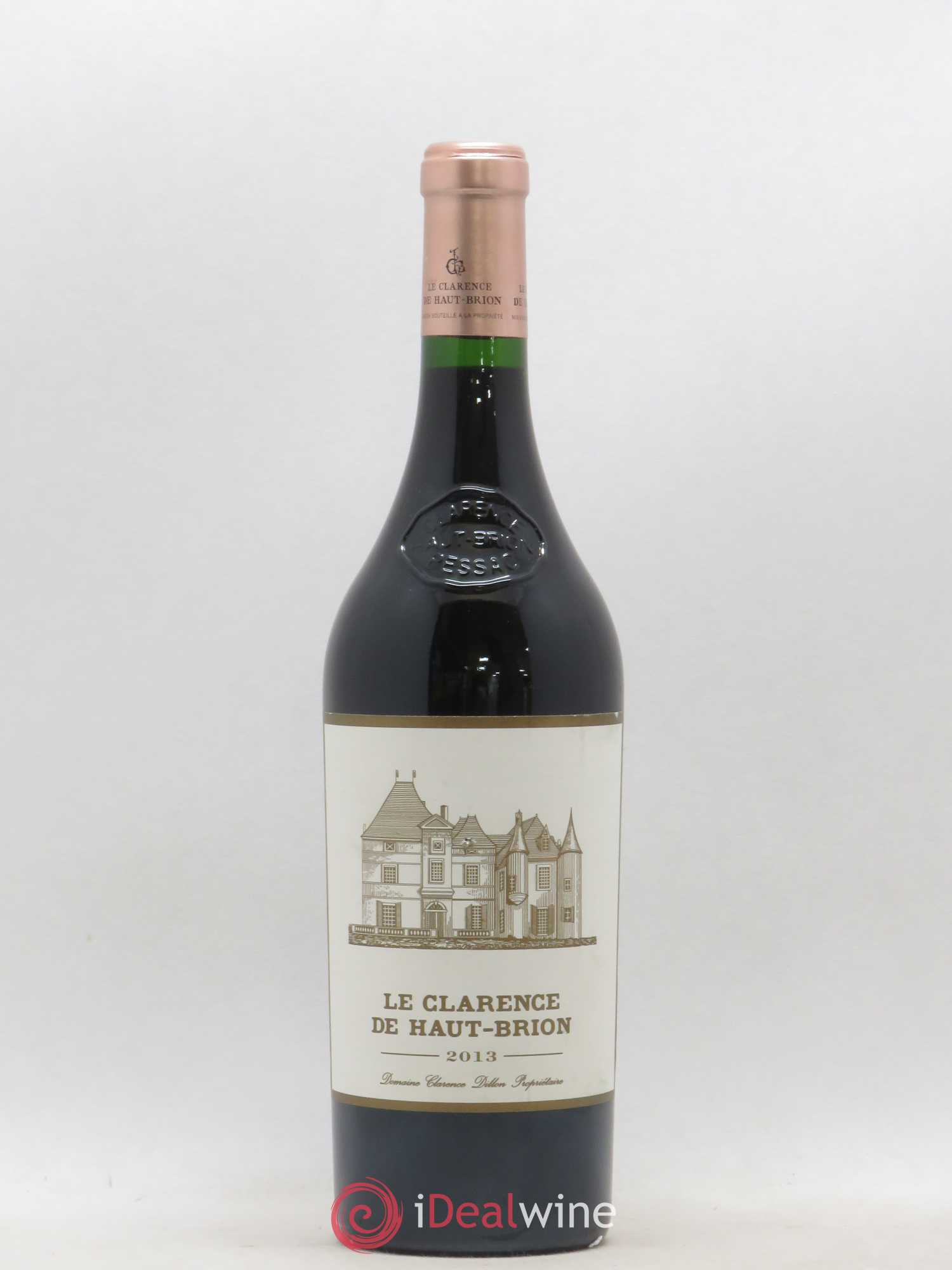 Clarence (Bahans) de Haut-Brion Second Vin  2013 - Lot de 1 Bouteille