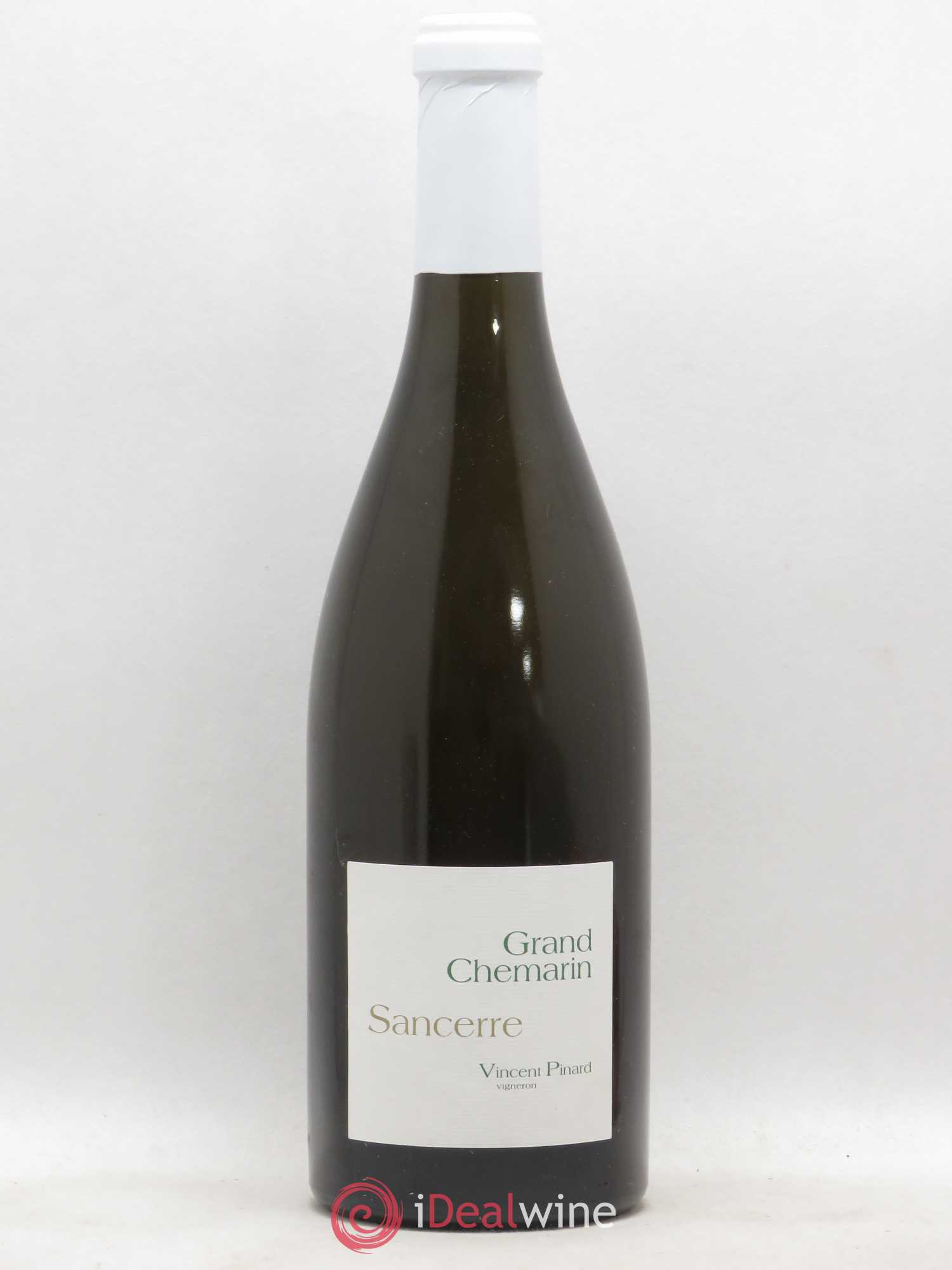 Sancerre Grand Chemarin Vincent Pinard (Domaine)  2015 - Lot of 1 Bottle