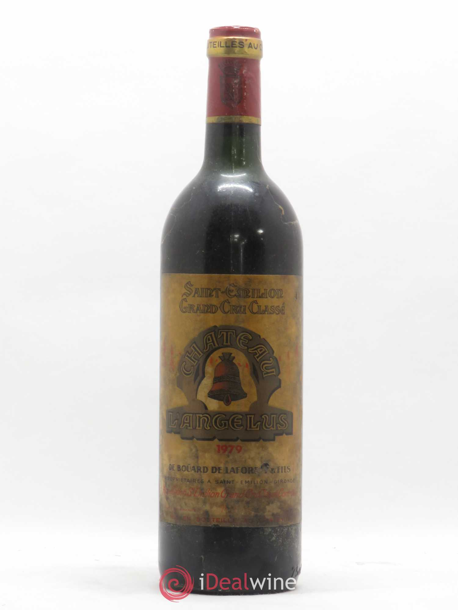 Château Angélus 1er Grand Cru Classé A  1979 - Lot of 1 Bottle