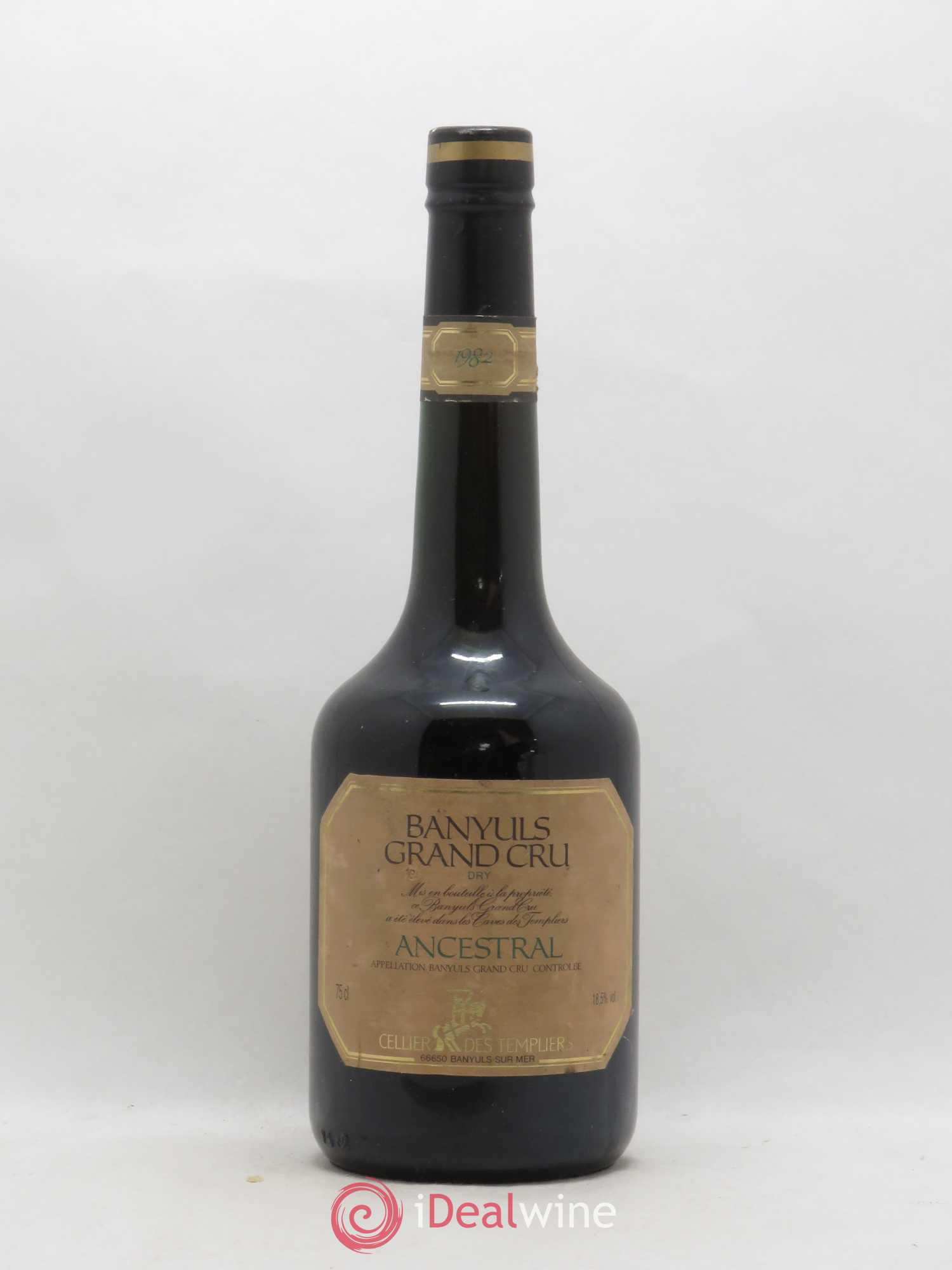 Banyuls Grand Cru Ancestral Cellier des Templiers