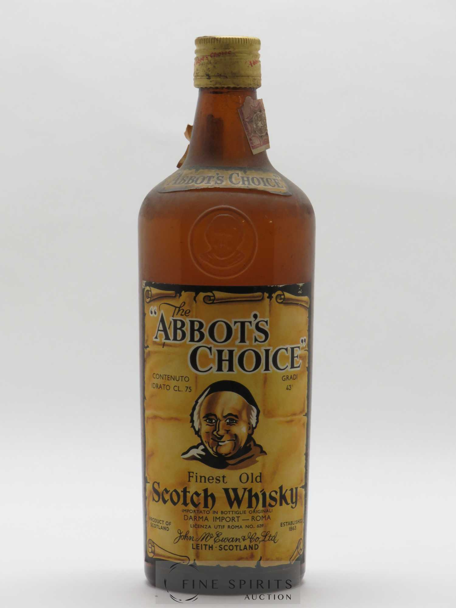 Abbots Choice Of.
