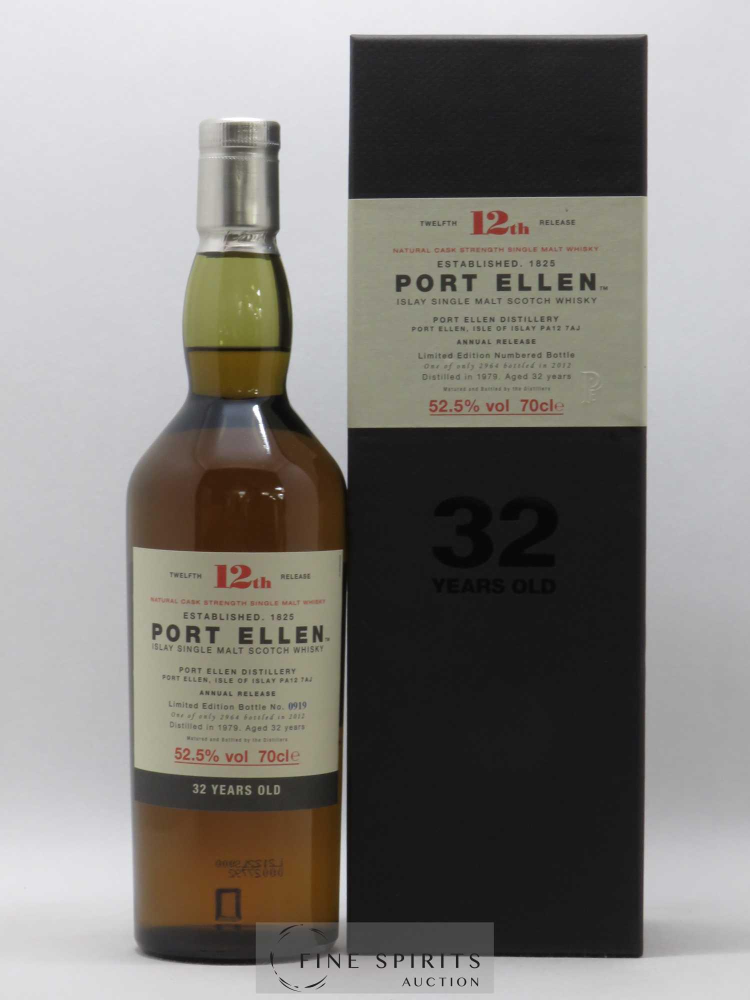 Port Ellen 32 ans 1979 12th