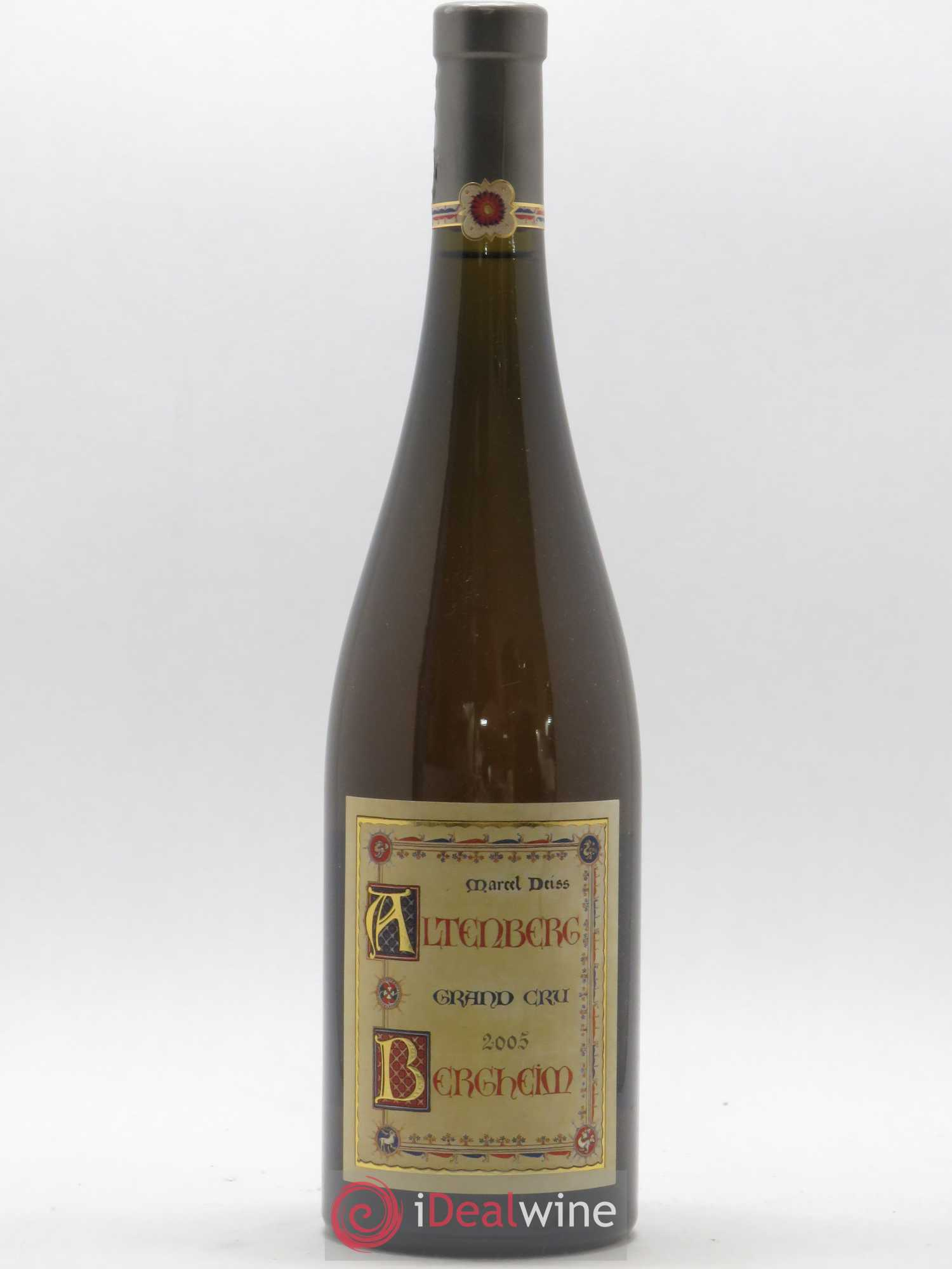 Altenberg de Bergheim Grand Cru Marcel Deiss (Domaine)