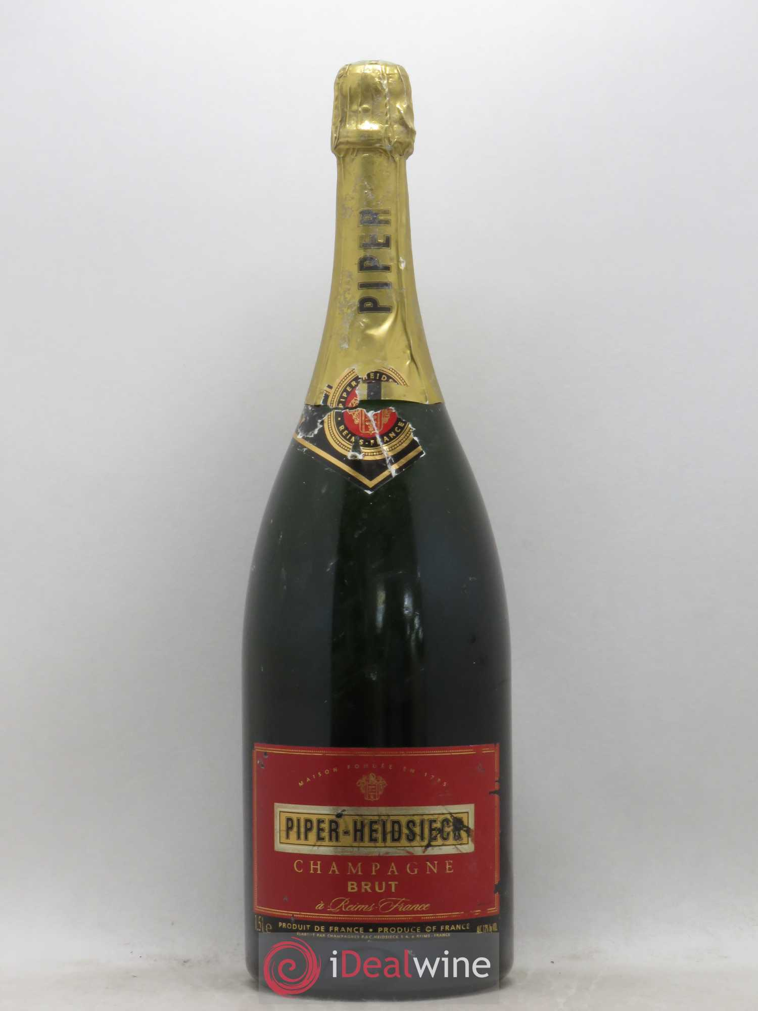 Champagne Piper Heidsieck  - Lot of 1 Magnum