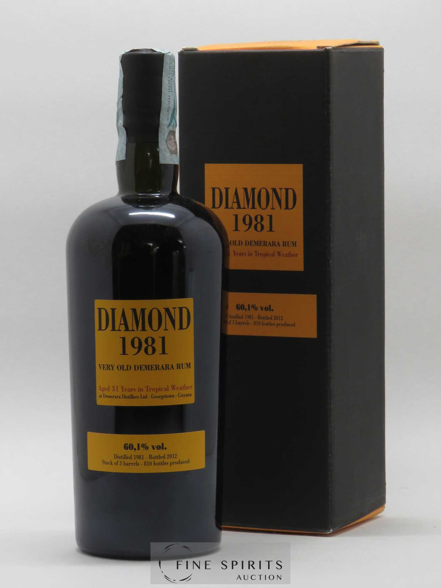 Diamond 31 Year Old 1981 Velier