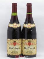 Clos de Vougeot Grand Cru Jean Raphet 1985