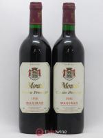 Madiran Château Montus-Prestige Alain Brumont 1996