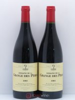 IGP Pays d'Hérault Grange des Pères Laurent Vaillé  2005 - Lot of 2 Bottles