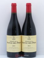 IGP Pays d'Hérault Grange des Pères Laurent Vaillé  2014 - Lot of 2 Bottles
