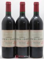 Château Lynch Bages 5ème Grand Cru Classé 1990