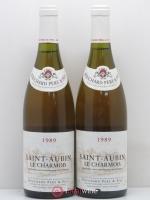 Saint-Aubin 1er Cru Bouchard Père & Fils Le Charmois 1989