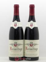 Hermitage Jean-Louis Chave  1997 - Lot of 2 Bottles