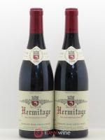 Hermitage Jean-Louis Chave  1999 - Lot of 2 Bottles