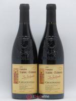 Gigondas Vieilles Vignes Souteyrades Domaine Saint Damien 2016