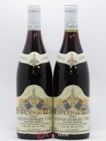 Nuits Saint-Georges 1er Cru Les St Georges Cuvée des Sires de Vergy Hospices de Nuits St Georges Chartron et Trebuchet 1990