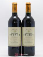 Château Talbot 4ème Grand Cru Classé 1994