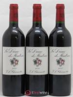 La Dame de Montrose Second Vin 2000