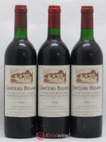Château Belair (Belair-Monange) 1er Grand Cru Classé B 1990