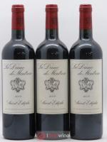 La Dame de Montrose Second Vin 2009
