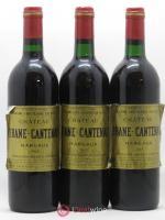 Château Brane Cantenac 2ème Grand Cru Classé 1985
