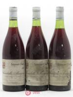 Chambolle-Musigny Savour Club 1980
