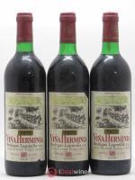 Rioja DOCa Vina Herminia Crianza 1975