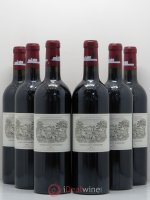 Château Lafite Rothschild 1er Grand Cru Classé  2010 - Lot of 6 Bottles