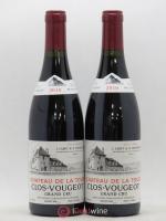 Clos de Vougeot Grand Cru Château de La Tour 2010