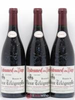 Châteauneuf-du-Pape Vieux Télégraphe (Domaine du) Vignobles Brunier La Crau 2005