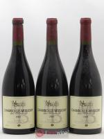 Chambolle-Musigny Matthieu de Brully 2008