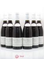 Savigny-lès-Beaune 1er Cru Les Narbantons Leroy SA  2011 - Lot of 6 Bottles