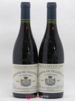 Châteauneuf-du-Pape Vieilles Vignes Domaine de Villeneuve 2013