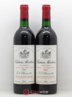 Château Montrose 2ème Grand Cru Classé 1986