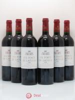 Les Forts de Latour Second Vin 1996