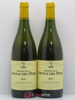 IGP Pays d'Hérault Grange des Pères Laurent Vaillé  2015 - Lot of 2 Bottles