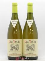 IGP Pays du Vaucluse (Vin de Pays du Vaucluse) Les Tours Grenache Blanc E.Reynaud 2015