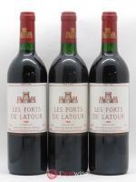 Les Forts de Latour Second Vin 1989