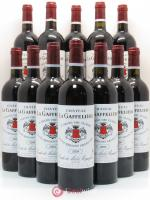 Bottle Château la Gaffelière 1er Grand Cru Classé B  2004 - Lot of 12 Bottles