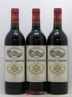 Château Camensac 5ème Grand Cru Classé 1990