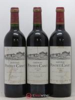 Château Pontet Canet 5ème Grand Cru Classé 2000