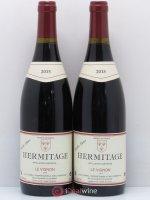 Hermitage Le Vignon vieilles vignes Jean Michel Sorrel 2015
