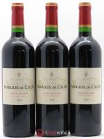 Marquis de Calon Second Vin 2010
