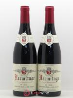 Hermitage Jean-Louis Chave  2006 - Lot of 2 Bottles