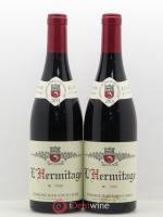 Hermitage Jean-Louis Chave  2013 - Lot of 2 Bottles