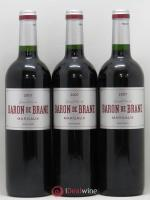 Baron de Brane Second Vin 2007
