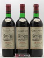 Fronsac Château Nicouet 1986