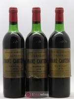 Château Brane Cantenac 2ème Grand Cru Classé 1978
