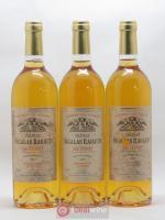 Château Sigalas Rabaud 1er Grand Cru Classé 2001