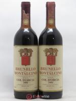 Brunello di Montalcino DOCG Col d'Orcia 1981